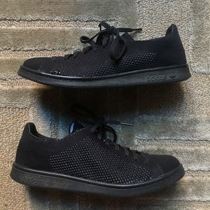 ADIDAS - Stan Smith knit sneakers